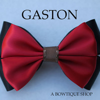 gaston hair bow