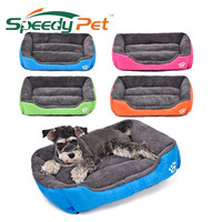 Candy Colored Dog Bed
