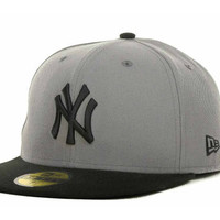 New York Yankees MLB 2T Custom 59FIFTY Cap