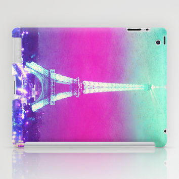 La Tour Eiffel iPad Case by M Studio