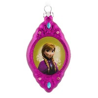 Disney Frozen Anna Christmas Ornament