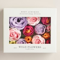 Enchanted Wild Flower Soap Petals