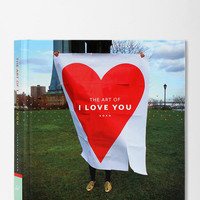 Urban Outfitters - The Art Of I Love You By Chronicle Books