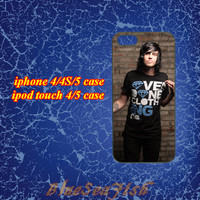 iphone 4 case,iphone 4s case,iphone 5 case,ipod touch 4 case,ipod touch 5 case--Sleeping with sirens,in plastic and silicone