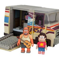 Steven Universe Mr. Universe Van Large Construction Building Set