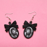 Donnie Darko Cameo Earrings