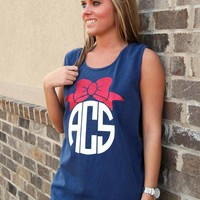 Southern Belle Tank - Walker Pharmacy & Boutique