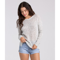 JUST BECAUSE SWEATER