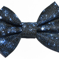 Galaxy/Space Hair Bow