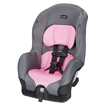 Toddler 22-40 lbs Convertible Car Seat Pink
