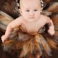 Baby and Toddler Kitty Cat Costume Tutu with Gem Cat Ears | baby2bnashville - Clothing on ArtFire