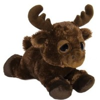 "Aurora World Inc 10"" Michigan The Moose Dreamy Eyes"