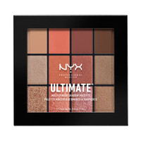 Ultimate Multi-Finish Shadow Palette | NYX Professional Makeup