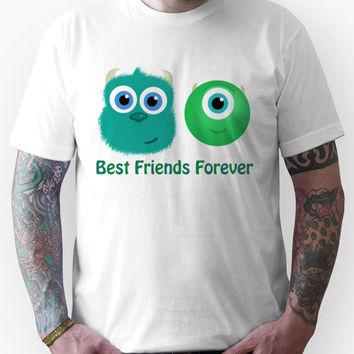 Best Friends, Mike and Sully Unisex T-Shirt