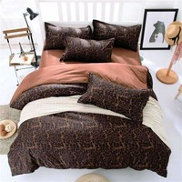 Bedclothes Bed Set Bed Linen Duvet Cover Pillow Case Bed Sheet Comforter Bedding Set King