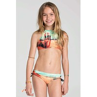 Billabong Girls - Desert Crop Bikini | Multi