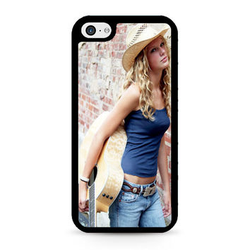 taylor swift guitar iPhone 5C Case