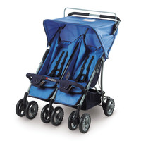 Foundations Duo SS Double Side by Side Stroller