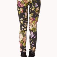 Peaceful Meadow Skinny Jeans