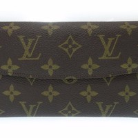 AUTHENTIC LOUIS VUITTON Wallet North America Limited Edition Grade AB USED -CJ