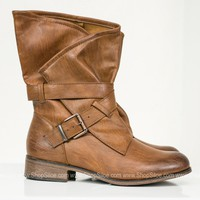 Lana Buckle Ankle Boots