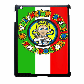 Valentino Rossi The Doctor 46 iPad 4 Case