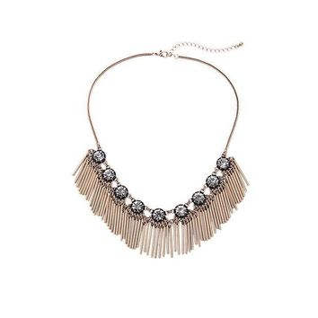 ESBON WIND CHIMES NECKLACE