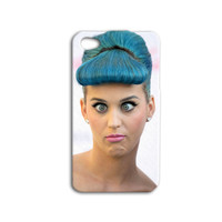 Katy Perry Phone Case Funny iPod Case Hilarious Phone Case Cute iPhone Cover iPhone 4 iPhone 5 iPhone 4s iPhone 5s iPod 4 Case iPod 5 Case