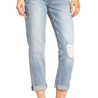 KUT from the Kloth Catherine Distressed Boyfriend Jeans (Regarded) (Regular & Petite) | Nordstrom