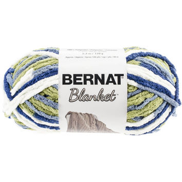 Bernat Blanket Yarn Oceanside