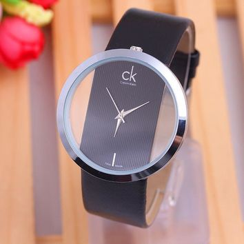 Designer's Great Deal Good Price Gift Awesome Trendy New Arrival Simple Design Hollow Out Dial Star Ladies Stylish Watch(With Thanksgivin&Christmas Gift Box) [7788460423]
