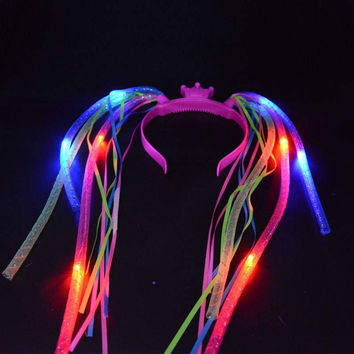LED Party Headband Rave