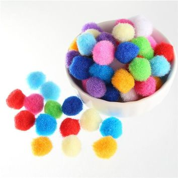 100-piece Aroma Puff Balls For Cage Style Locket Aromatherapy Essential Oil Diffuser