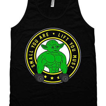 Funny Workout Tank Small You Are Lift You Must Lifting Clothing American Apparel Tank Work Out Clothes Gym Tank Unisex Mens Tanks WT-201