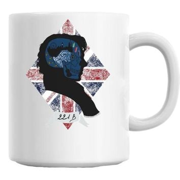 ONETOW Sherlocks Mind Mug