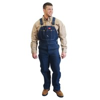 Dickies Men's Indigo Blue Denim Bib Overalls 83 - 294