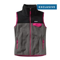 Patagonia Women's Snap-T® Vest | Nickel