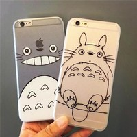 Cute Iphone 6/6s Hot Deal Stylish On Sale Hot Sale Cats Iphone Lovely Silicone Apple Soft Phone Case [6034113473]