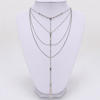 New fashion bohemia chain necklace maxi collar Necklaces & Pendants multilayer boho choker Necklaces for women jewelry