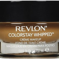 Revlon Color Stay Whipped Crème Makeup, Caramel, 0.8 Fluid Ounce