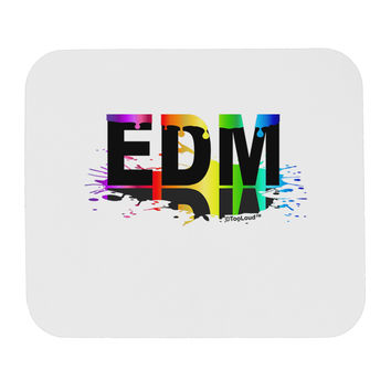 Paint EDM Mousepad