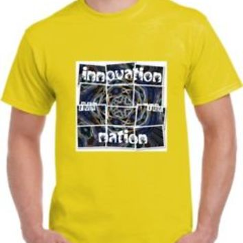 mens and womens Innovation For The Nation T Shirt | eBay