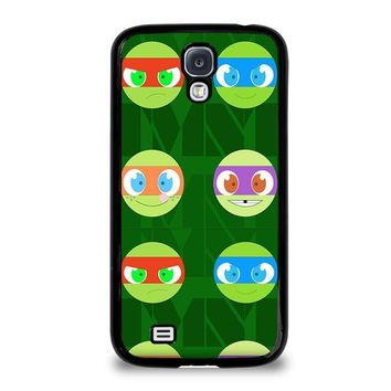 teenage mutant ninja turtles babies tmnt samsung galaxy s4 case cover  number 1