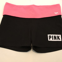 Victoria's Secret PINK Yoga Shorts Small