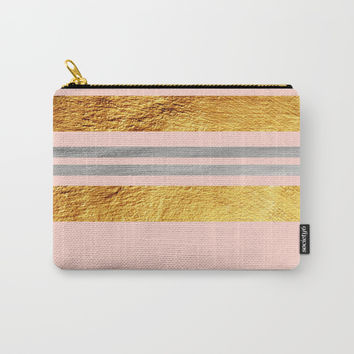 Minimal Complexity III Carry-All Pouch by cadinera