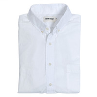 Sea Washed White Short Sleeve Jack