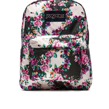 Jansport Superbreak in Flourish