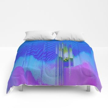 Waterfall Comforters by DuckyB
