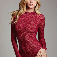 Long-sleeve Lace Bodysuit - Very Sexy - Victoria's Secret