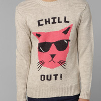 Glamour Kills Chill Out Sweater